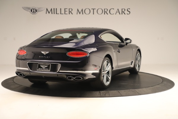 New 2020 Bentley Continental GT V8 for sale $245,105 at Maserati of Greenwich in Greenwich CT 06830 7