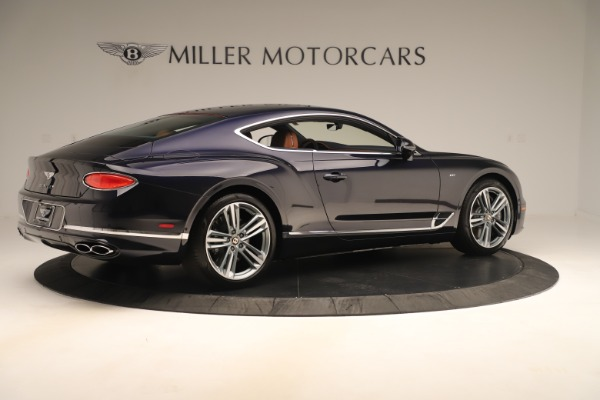 New 2020 Bentley Continental GT V8 for sale $245,105 at Maserati of Greenwich in Greenwich CT 06830 8