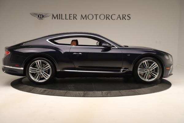 New 2020 Bentley Continental GT V8 for sale $245,105 at Maserati of Greenwich in Greenwich CT 06830 9