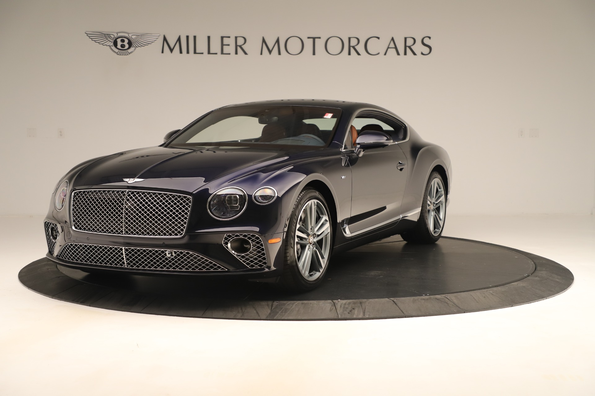 New 2020 Bentley Continental GT V8 for sale $245,105 at Maserati of Greenwich in Greenwich CT 06830 1