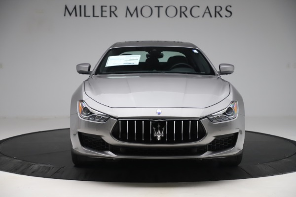 New 2019 Maserati Ghibli S Q4 for sale Sold at Maserati of Greenwich in Greenwich CT 06830 12