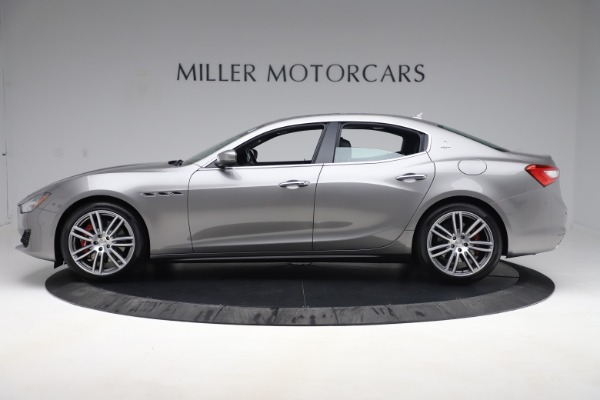 New 2019 Maserati Ghibli S Q4 for sale Sold at Maserati of Greenwich in Greenwich CT 06830 3