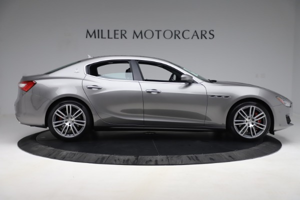 New 2019 Maserati Ghibli S Q4 for sale Sold at Maserati of Greenwich in Greenwich CT 06830 9