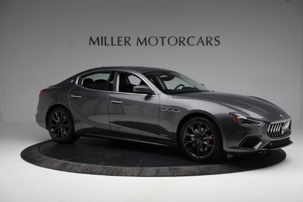 New 2019 Maserati Ghibli S Q4 GranSport for sale Sold at Maserati of Greenwich in Greenwich CT 06830 10