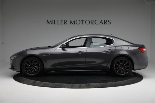 New 2019 Maserati Ghibli S Q4 GranSport for sale Sold at Maserati of Greenwich in Greenwich CT 06830 3