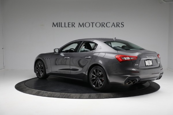 New 2019 Maserati Ghibli S Q4 GranSport for sale Sold at Maserati of Greenwich in Greenwich CT 06830 4