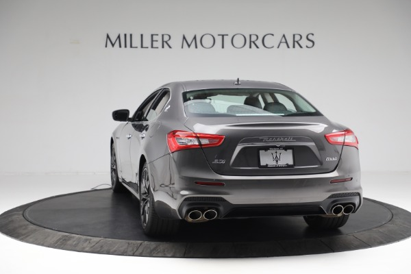 New 2019 Maserati Ghibli S Q4 GranSport for sale Sold at Maserati of Greenwich in Greenwich CT 06830 5