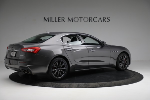 New 2019 Maserati Ghibli S Q4 GranSport for sale Sold at Maserati of Greenwich in Greenwich CT 06830 8