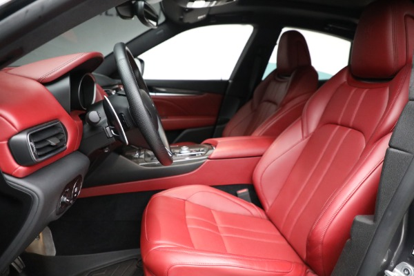Used 2019 Maserati Levante Q4 GranSport for sale $69,900 at Maserati of Greenwich in Greenwich CT 06830 14