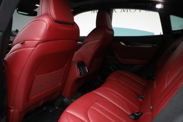 Used 2019 Maserati Levante Q4 GranSport for sale $69,900 at Maserati of Greenwich in Greenwich CT 06830 17