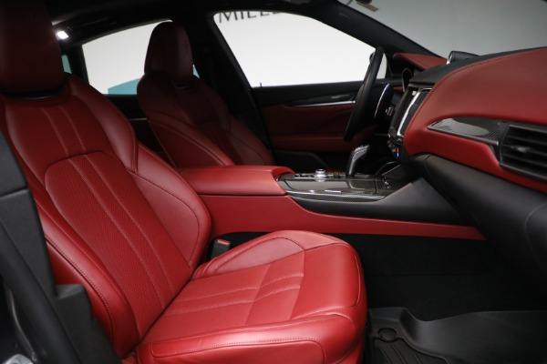 Used 2019 Maserati Levante Q4 GranSport for sale $69,900 at Maserati of Greenwich in Greenwich CT 06830 22