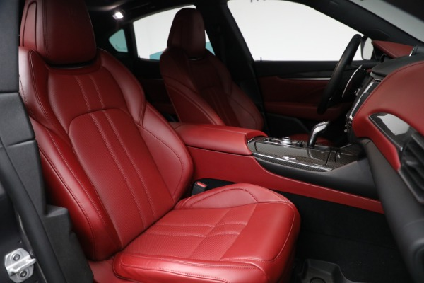 Used 2019 Maserati Levante Q4 GranSport for sale $69,900 at Maserati of Greenwich in Greenwich CT 06830 23