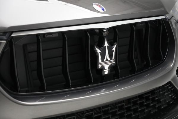 Used 2019 Maserati Levante Q4 GranSport for sale $69,900 at Maserati of Greenwich in Greenwich CT 06830 24