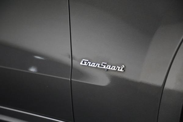 Used 2019 Maserati Levante Q4 GranSport for sale $69,900 at Maserati of Greenwich in Greenwich CT 06830 26