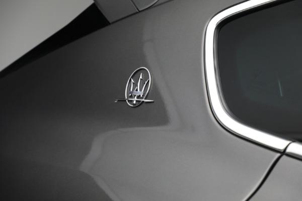 Used 2019 Maserati Levante Q4 GranSport for sale $69,900 at Maserati of Greenwich in Greenwich CT 06830 27