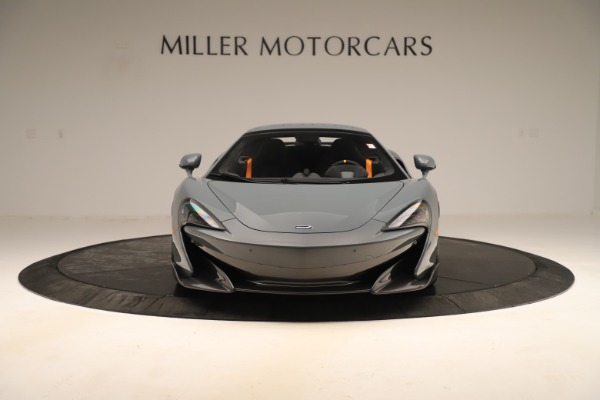 New 2020 McLaren 600LT SPIDER Convertible for sale Sold at Maserati of Greenwich in Greenwich CT 06830 21