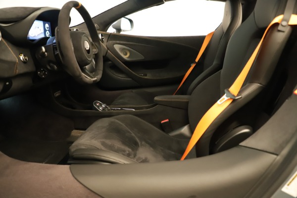 New 2020 McLaren 600LT SPIDER Convertible for sale Sold at Maserati of Greenwich in Greenwich CT 06830 23