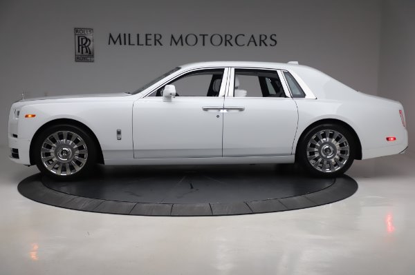 New 2020 Rolls-Royce Phantom for sale $545,200 at Maserati of Greenwich in Greenwich CT 06830 3
