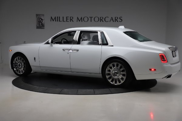 New 2020 Rolls-Royce Phantom for sale $545,200 at Maserati of Greenwich in Greenwich CT 06830 4