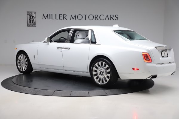 New 2020 Rolls-Royce Phantom for sale $545,200 at Maserati of Greenwich in Greenwich CT 06830 5
