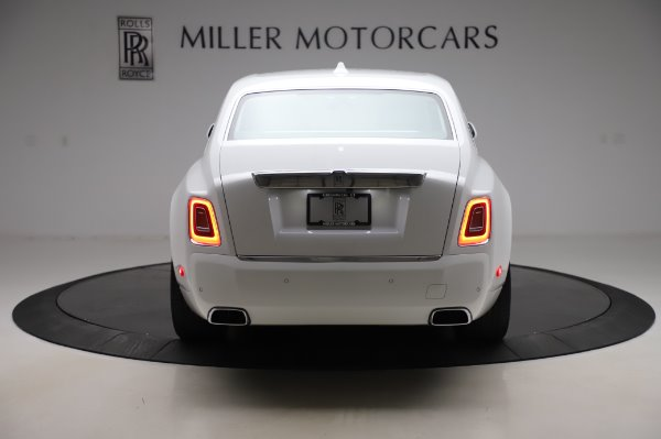 New 2020 Rolls-Royce Phantom for sale $545,200 at Maserati of Greenwich in Greenwich CT 06830 6