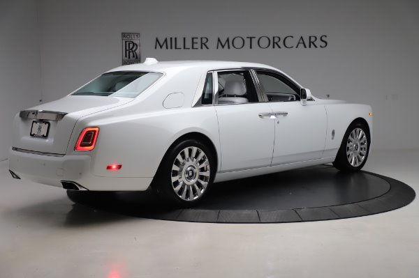 New 2020 Rolls-Royce Phantom for sale $545,200 at Maserati of Greenwich in Greenwich CT 06830 8