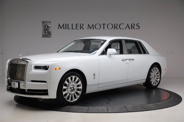 New 2020 Rolls-Royce Phantom for sale $545,200 at Maserati of Greenwich in Greenwich CT 06830 1