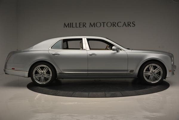 Used 2012 Bentley Mulsanne for sale Sold at Maserati of Greenwich in Greenwich CT 06830 10