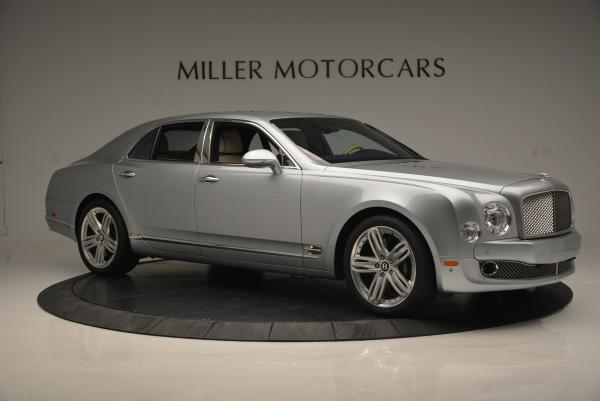Used 2012 Bentley Mulsanne for sale Sold at Maserati of Greenwich in Greenwich CT 06830 11