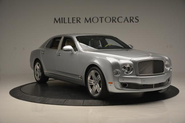 Used 2012 Bentley Mulsanne for sale Sold at Maserati of Greenwich in Greenwich CT 06830 12