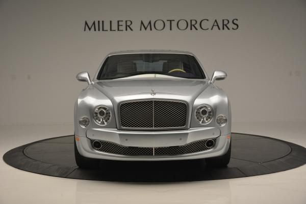 Used 2012 Bentley Mulsanne for sale Sold at Maserati of Greenwich in Greenwich CT 06830 13