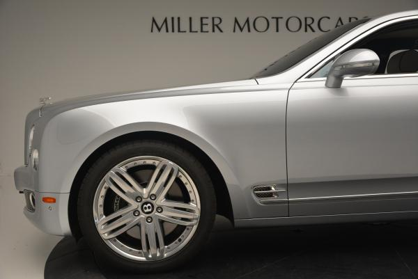 Used 2012 Bentley Mulsanne for sale Sold at Maserati of Greenwich in Greenwich CT 06830 16