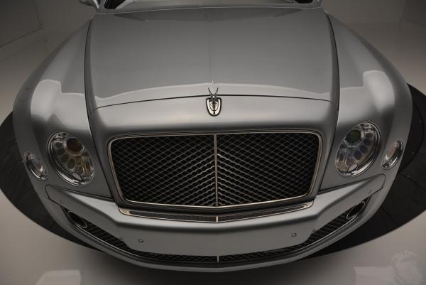 Used 2012 Bentley Mulsanne for sale Sold at Maserati of Greenwich in Greenwich CT 06830 17
