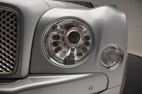 Used 2012 Bentley Mulsanne for sale Sold at Maserati of Greenwich in Greenwich CT 06830 18