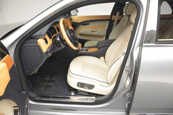 Used 2012 Bentley Mulsanne for sale Sold at Maserati of Greenwich in Greenwich CT 06830 25