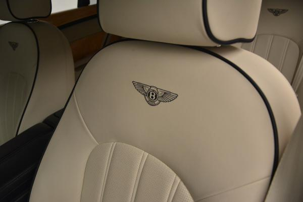 Used 2012 Bentley Mulsanne for sale Sold at Maserati of Greenwich in Greenwich CT 06830 27