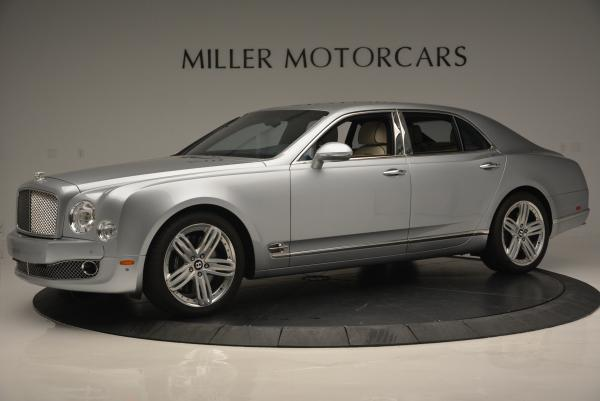 Used 2012 Bentley Mulsanne for sale Sold at Maserati of Greenwich in Greenwich CT 06830 3