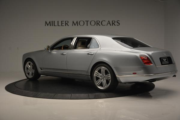 Used 2012 Bentley Mulsanne for sale Sold at Maserati of Greenwich in Greenwich CT 06830 5