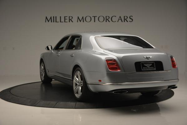 Used 2012 Bentley Mulsanne for sale Sold at Maserati of Greenwich in Greenwich CT 06830 6