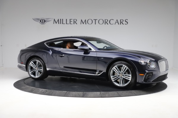 New 2020 Bentley Continental GT V8 for sale $240,935 at Maserati of Greenwich in Greenwich CT 06830 10