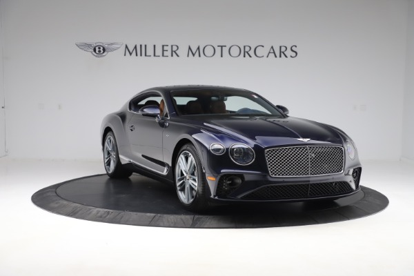 New 2020 Bentley Continental GT V8 for sale $240,935 at Maserati of Greenwich in Greenwich CT 06830 11