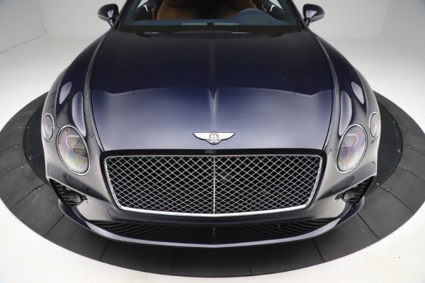 New 2020 Bentley Continental GT V8 for sale $240,935 at Maserati of Greenwich in Greenwich CT 06830 13