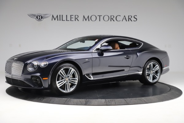 New 2020 Bentley Continental GT V8 for sale $240,935 at Maserati of Greenwich in Greenwich CT 06830 2