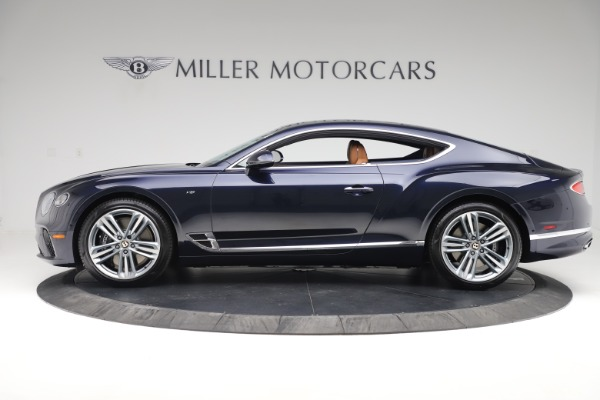 New 2020 Bentley Continental GT V8 for sale $240,935 at Maserati of Greenwich in Greenwich CT 06830 3