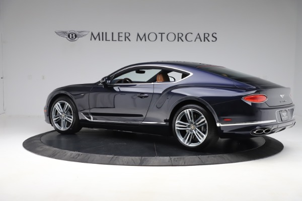 New 2020 Bentley Continental GT V8 for sale $240,935 at Maserati of Greenwich in Greenwich CT 06830 4