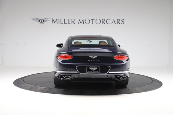 New 2020 Bentley Continental GT V8 for sale $240,935 at Maserati of Greenwich in Greenwich CT 06830 6