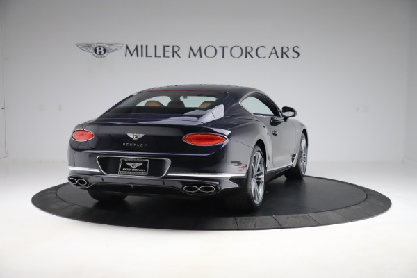 New 2020 Bentley Continental GT V8 for sale $240,935 at Maserati of Greenwich in Greenwich CT 06830 7