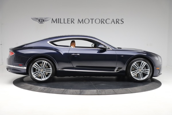 New 2020 Bentley Continental GT V8 for sale $240,935 at Maserati of Greenwich in Greenwich CT 06830 9