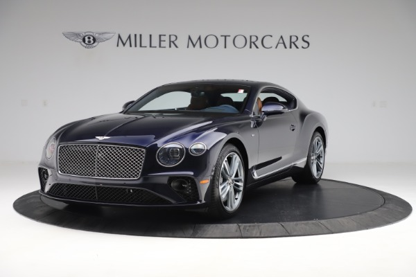 Used 2020 Bentley Continental GT V8 for sale $219,900 at Maserati of Greenwich in Greenwich CT 06830 1