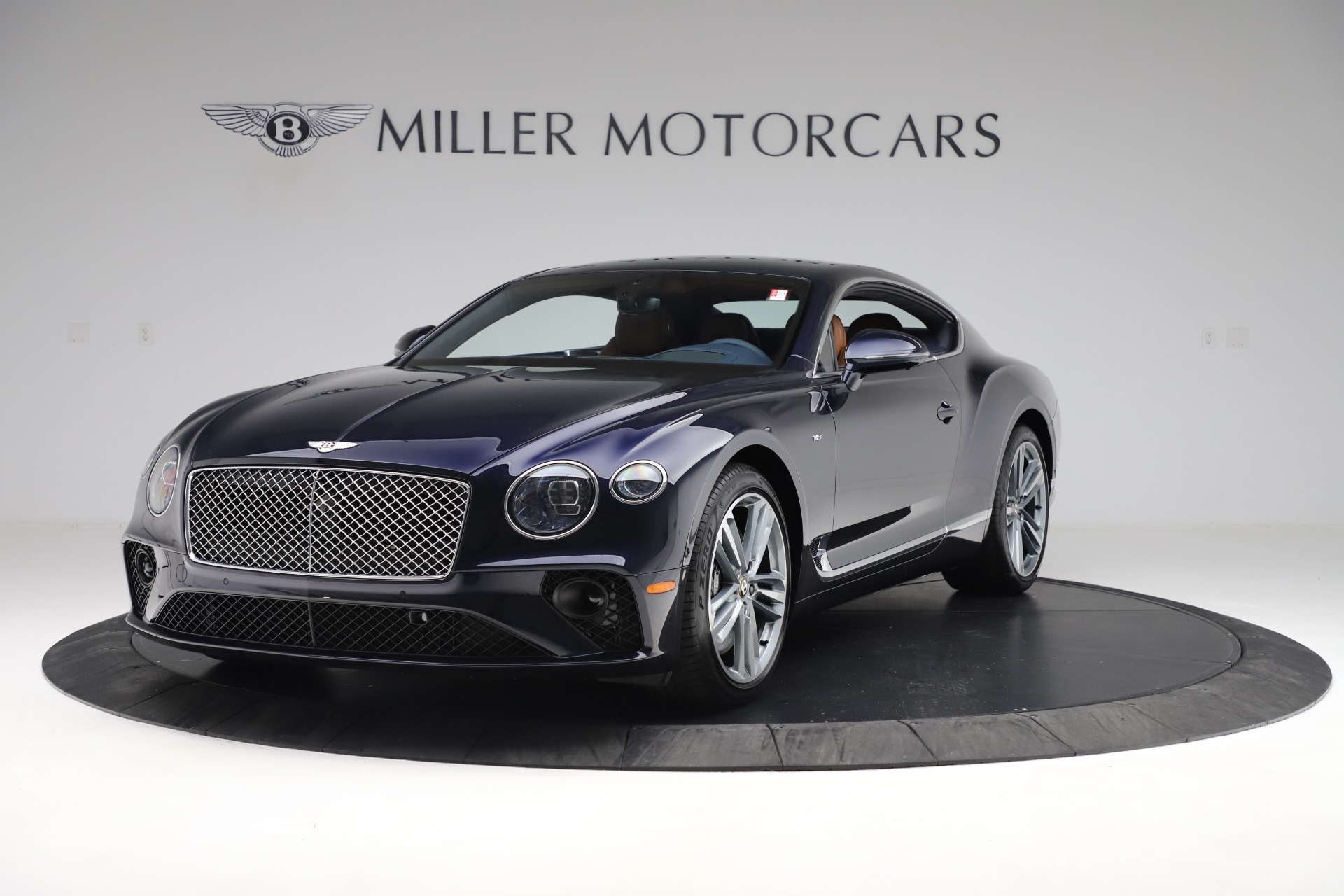 New 2020 Bentley Continental GT V8 for sale $240,935 at Maserati of Greenwich in Greenwich CT 06830 1